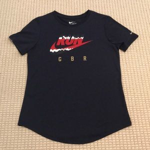 "Nike ""Run Great Britain"" Tee"
